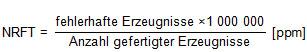 Formel NRFT