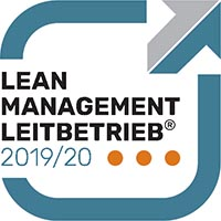 Logo Lean Management-Leitbetrieb